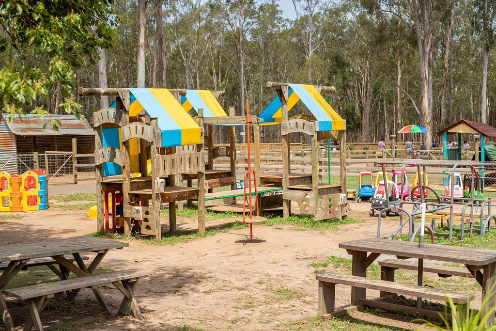Adventure Playground at White Ridge Farm