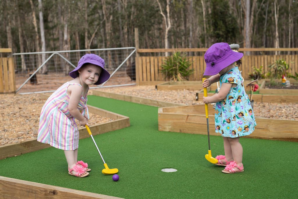 Perfect For Even the Smallest Golfers