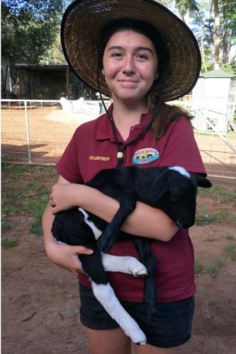 Farmer Maddy